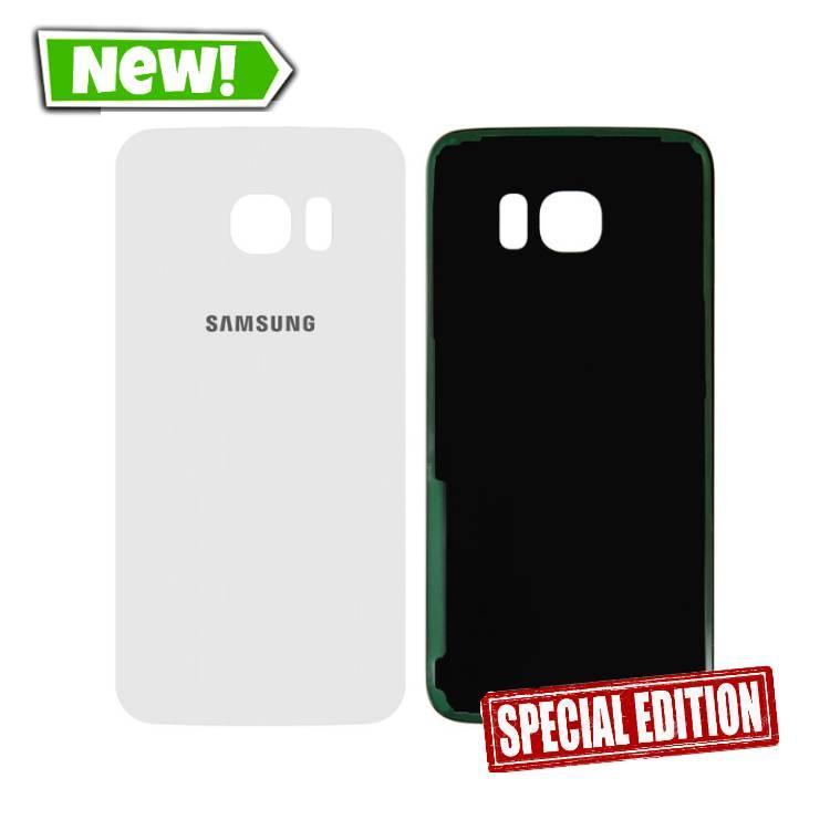 Задня кришка Samsung G935 S7 Edge white