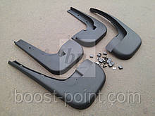 Брызговики (оригинал) Mercedes-benz vito (w639) (мерседес-бенц вито) 2010-2014гг