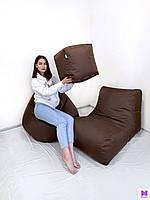Супер набор пуфов, набор, Кресло-мешок, бескаркасная мебель, кресло-груша, пуфики, бин- бэг, пуф