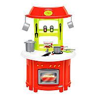 Игровой набор Ecoiffier Кухня Шеф 19 элементов (001759)