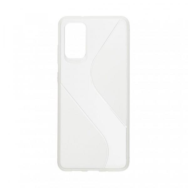 Чехол Totu Clear Wave for Samsung S20 Plus