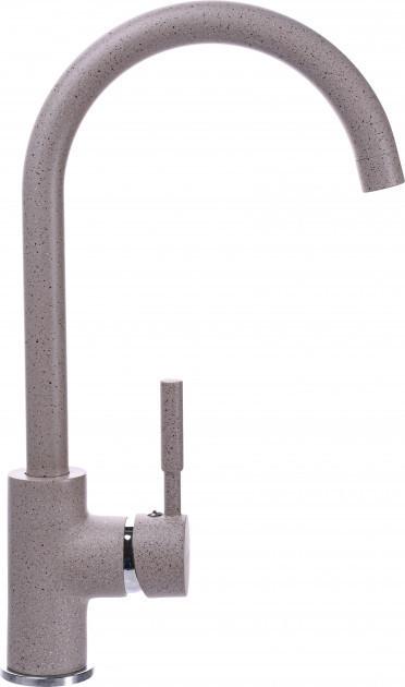 Смеситель кухонный GLOBUS LUX Lazer GLLR-0203S-5-TERRA