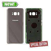 Задня кришка Samsung G955 S8 Plus grey