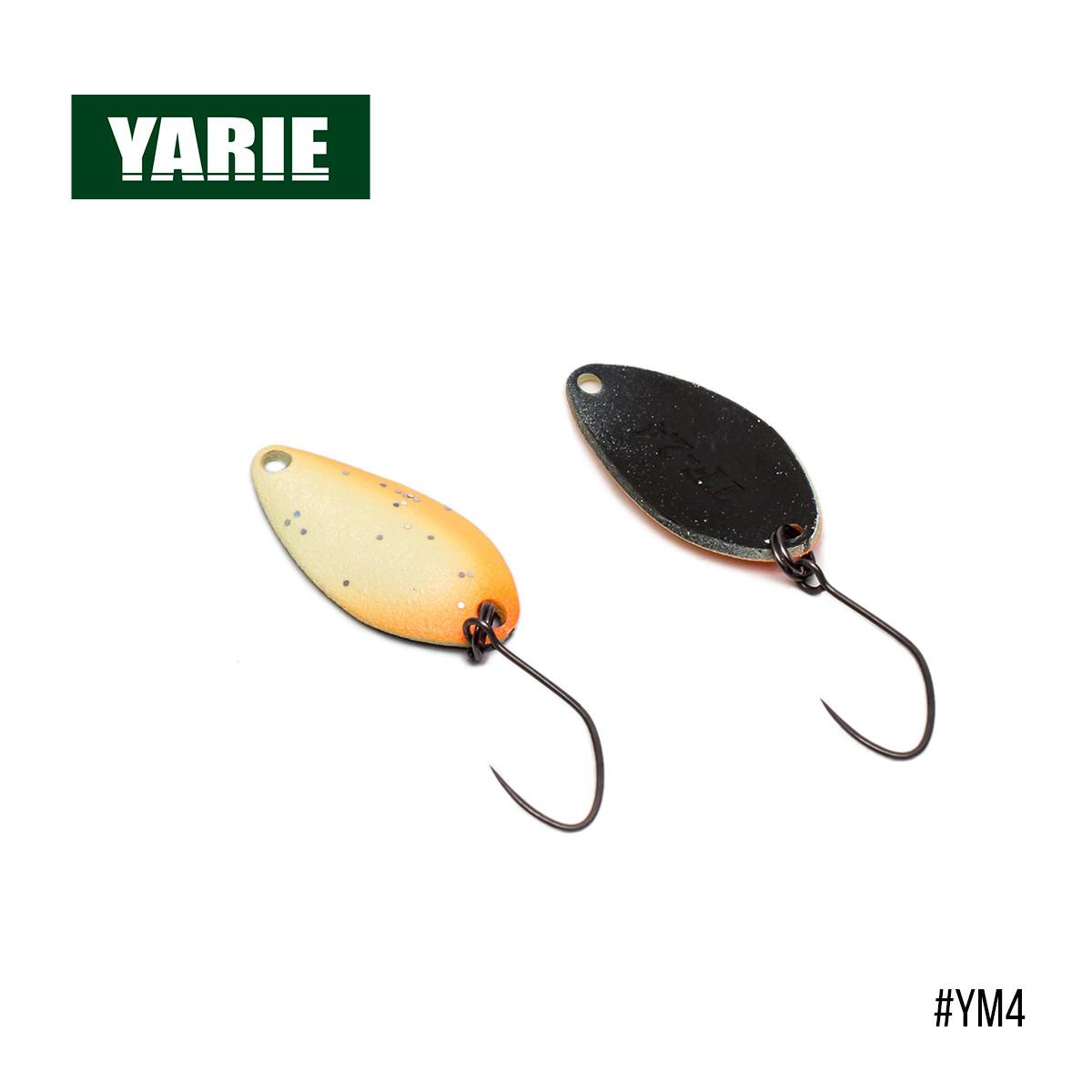 Блесна Yarie Jespa T-Fresh 25mm 2.4g (YM4)