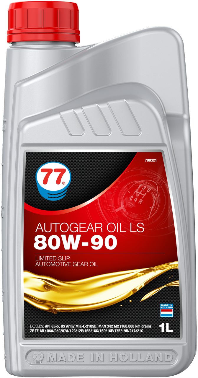 Autogear Oil LS 80W-90,  GL-5  (кан. 1 л)