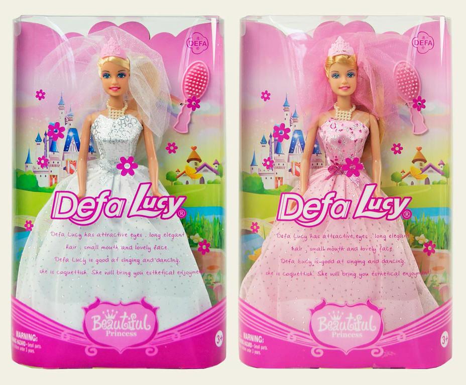 """Лялька """"Defa Lucy"""" 6091 наречена."""