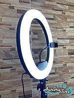 Кільцева лампа 36см.Професійна кільцева лампа