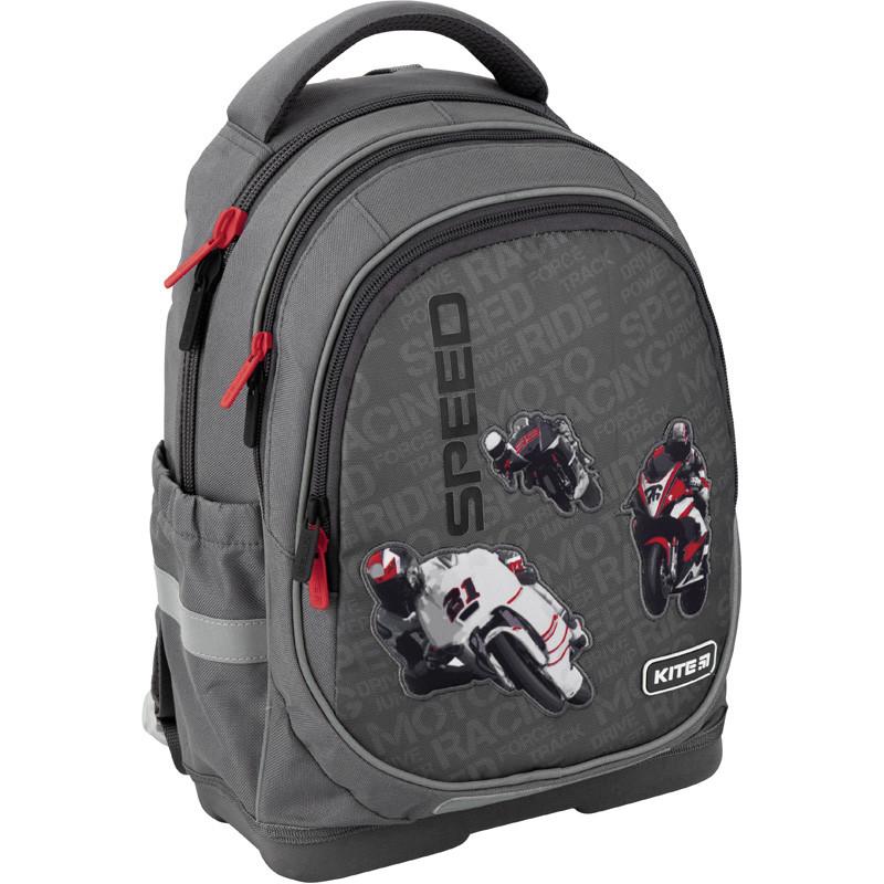 Рюкзак школьный Kite Education Speed K20-724S-2 (ортопедический рюкзак для мальчика)