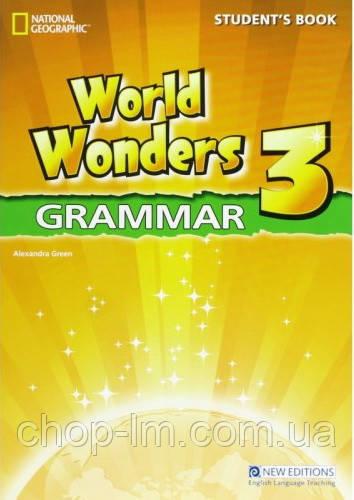 Грамматика World Wonders 3 Grammar / National Geographic Learning