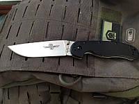 Складной нож Ontario RAT-1 SP / AUS8 / черный карманный нож