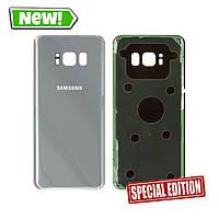 Задня кришка Samsung G950 S8 silver