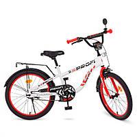 Велосипед детский PROF1 20д. T20154