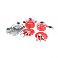 Набір посуду Iriska 1 348OR (Красный)