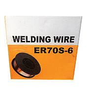 Дріт зварювальний Welding Wire 0.8 мм 5 кг ER70-S 08-5