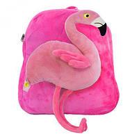 Рюкзак детский Фламинго  розовый