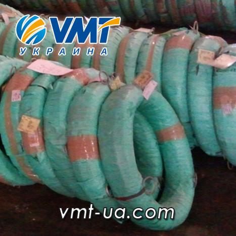 Нержавеющая проволока 3мм AISI 316 (07Х18Н13М2), кислотостойкая