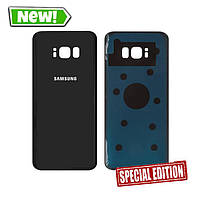 Задня кришка Samsung G955 S8 Plus black