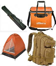 Чехлы,сумки,рюкзаки и палатки