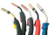 Зварювальні пальники MIG/MAG та комплектуючі