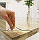 Прозрачная силиконовая скатерть на стол Soft Glass 1.0х1.7 м толщина 1.5 мм Мягкое стекло, фото 4