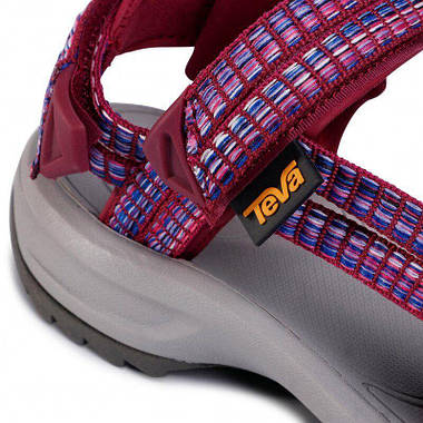 Жіночі сандалі Teva Terra Fi Lite W's 38 Red Plum, фото 3