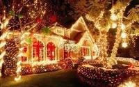 Святкове освітлення, світильники, лампи