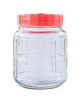 Бутыль стеклянная 5,7 л для вина