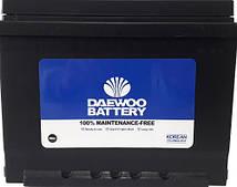 Акумулятори Daewoo (Корея)