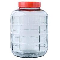 Бутыль для вина 24,5 л стеклянный
