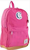 Рюкзак подростковый YES  CA 087, розовый, 30*47*14 554059