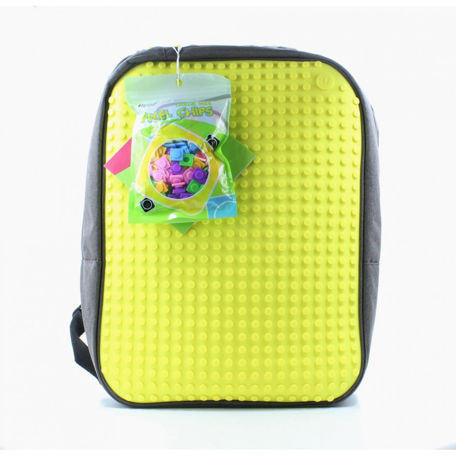 Рюкзак upixel classic жовтий (WY-A001G)