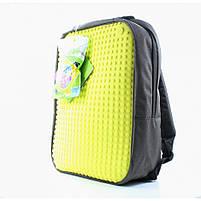Рюкзак upixel classic жовтий (WY-A001G), фото 3