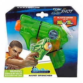 Водний бластер x -shot nano drencher (5643)