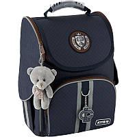 Школьный рюкзак для первоклассника Kite Education College line blue K20-501S-11 (ортопедический рюкзак)
