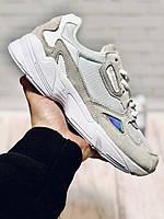 Кроссовки Женские Adidas (Адидас) Torsion,Beige/White
