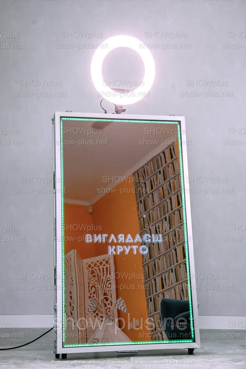Селфі дзеркало / Magic Mirror / Селфи зеркало / Selfie mirror SHOWplus SM-02 Glossy