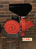 Зернодробилка Makita EFS 4200 кВтКормоизмельчитель 2850 об/мин Руминия крупорушка Шредер ДКУ (Макита млин)