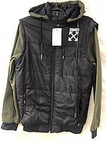 Куртки, вітровки чоловічі ЮНІОРИ