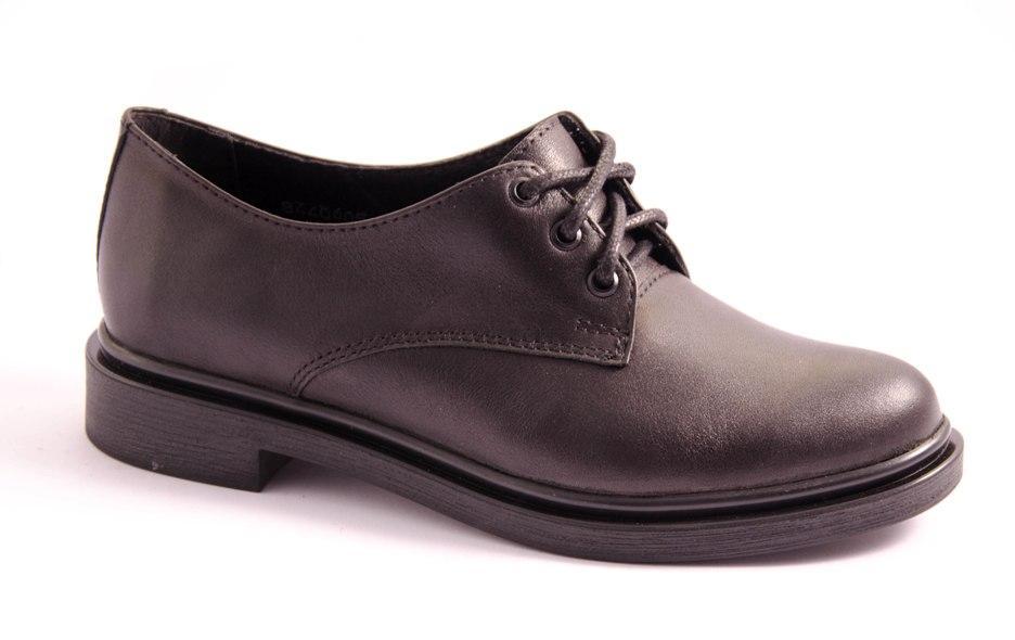 Туфли женские черные Romani 8440605