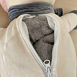Плед подушка игрушка 3в1. Дитяча іграшка - плед бычок. Размер игрушки 45 см. Плед размер 120*160см., фото 3