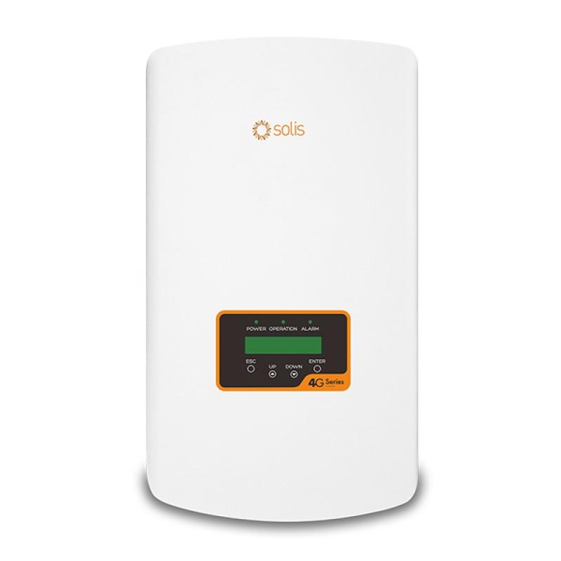 Мережевий інвертор SOLIS-3P15K-4G
