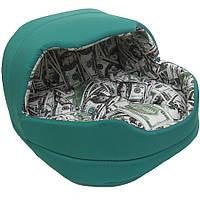 Домик для кошек «Доллар», 34*36*29 см