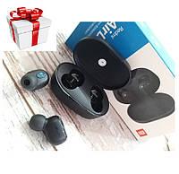 Беспроводные Bluetooth наушники Xiaomi Redmi Airdots черные (сяоми редми аэрдотс, наушники ксяоми)