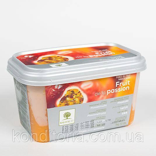Пюре заморожене маракуйя Ravifruit 1000г