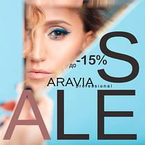 Акция! Скидка на средства для лица от ARAVIA Professional до  – 15 %!