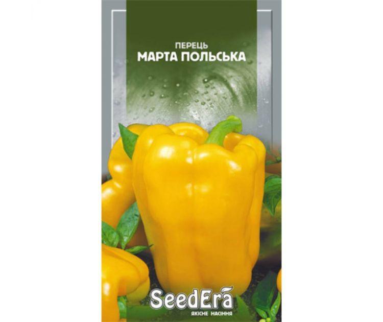 Семена перец МАРТА ПОЛЬСКАЯ 0,2 Г SeedEra