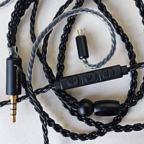 Kinera Seed Black MIC Наушники с Микрофоном Для Телефона, фото 2