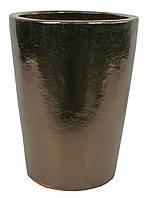Вазон SHISHI керамічний d.55 h70 cm