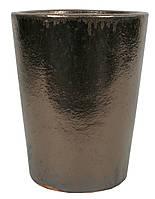 Вазон SHISHI керамічний d.45 h60 cm