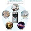 Домофон SMART DOORBELL wifi B30 1080p / Беспроводной дверной домофон, фото 7